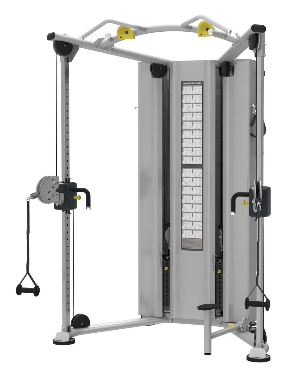 IT9530 - Двойная регулируемая тяга.