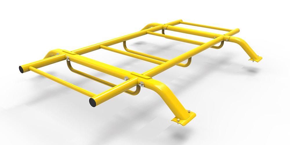 IZ7015 - Лестница для рук H-shape NEW!